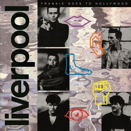 Frankie Goes To Hollywood - Liverpool Vinyl LP - direct audio