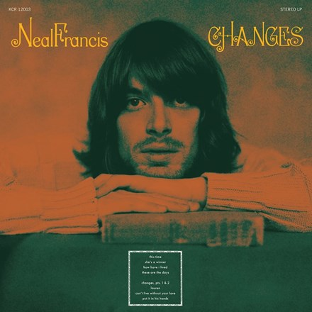 Neal Francis - Changes Vinyl LP - direct audio