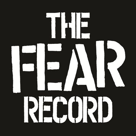 Fear - The Record 180g Vinyl LP (Out Of Stock) - direct audio