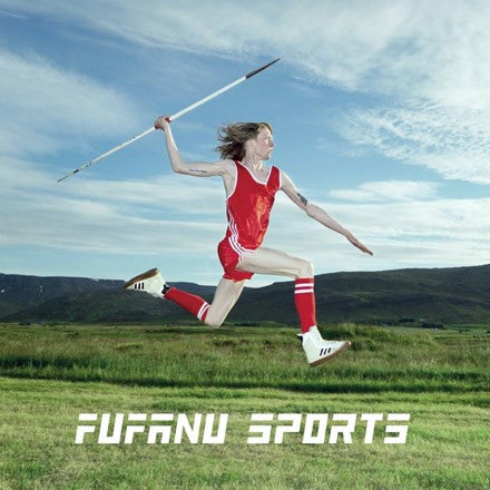 Fufanu - Sports Vinyl LP - direct audio