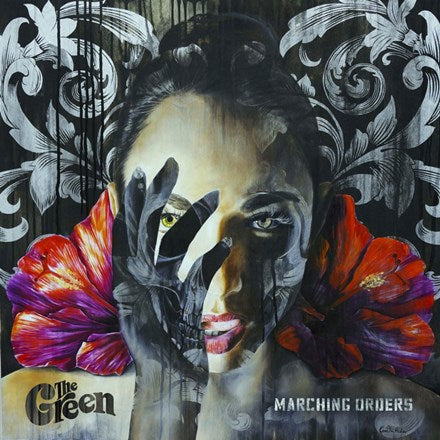 The Green - Marching Orders Vinyl LP - direct audio