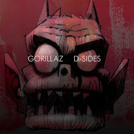 Gorillaz - D-sides 180g Vinyl 3LP - direct audio