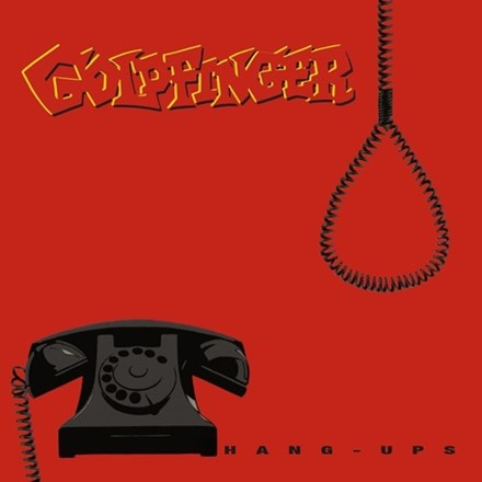 Goldfinger - Hang-Ups 180g Colored Vinyl LP (Out Of Stock) - direct audio