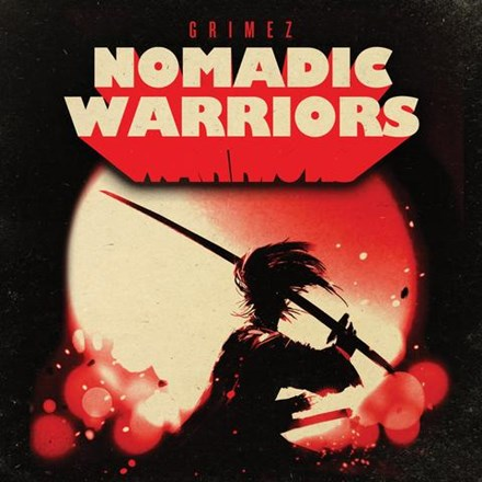 Grimez - Nomadic Warriors 2 Vinyl LP - direct audio