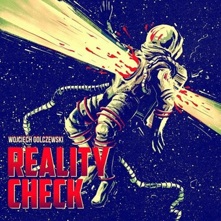 Wojciech Golczewski Reality Check Limited Edition 180g Vinyl LP