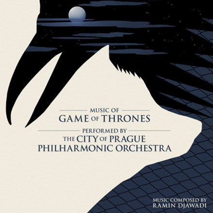 The City of Prague Philharmonic Orchestra - Music of Game of Thrones Vinyl 2LP - direct audio