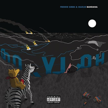 Freddie Gibbs and Madlib - Bandana Vinyl LP - direct audio