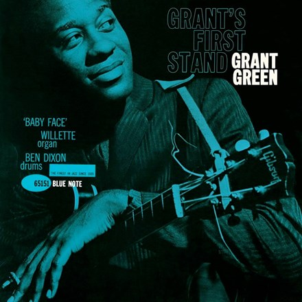 Grant Green - Grant's First Stand (80th) 180g Vinyl LP