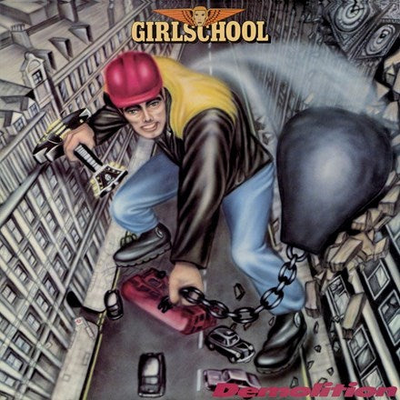 Girlschool - Demolition Vinyl 2LP
