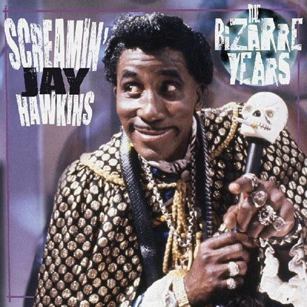 Screamin' Jay Hawkins - The Bizarre Years Colored Vinyl LP - direct audio