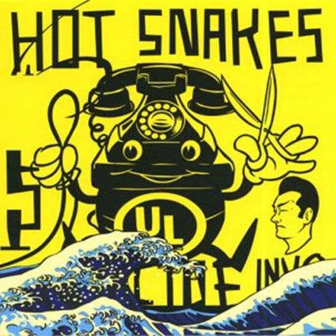 Hot Snakes - Suicide Invoice Vinyl LP (Backordered) - direct audio