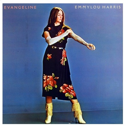 Emmylou Harris - Evangeline Vinyl LP - direct audio