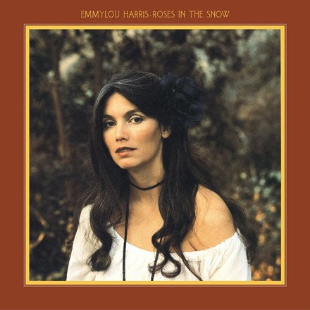 Emmylou Harris - Roses in the Snow Vinyl LP - direct audio