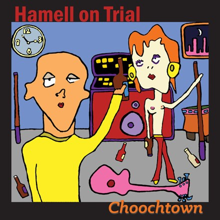 Hamell On Trial Choochtown: 20th Anniversary Edition Colored Vinyl LP