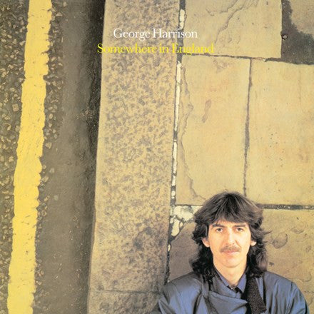 George Harrison - Somewhere In England 180g Vinyl LP - direct audio