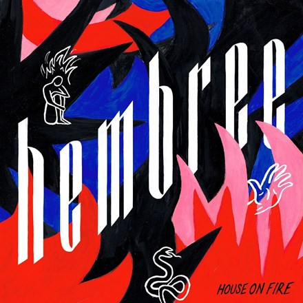 Hembree - House on Fire Vinyl LP - direct audio