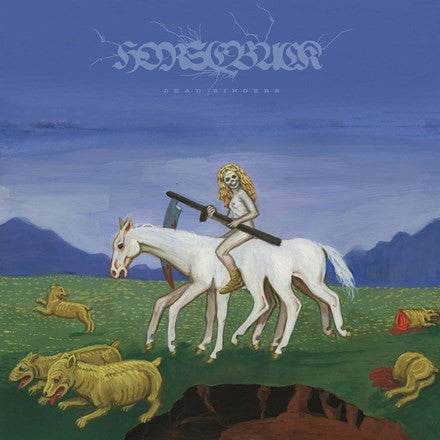 Horseback - Dead Ringers on Limited Edition Vinyl 2LP - direct audio