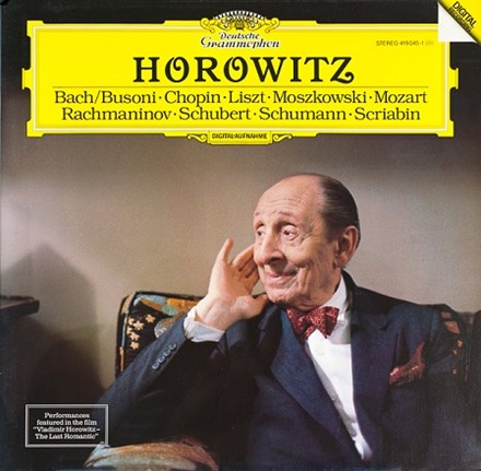 Vladimir Horowitz - Horowitz (The Last Romantic) 180g Vinyl LP