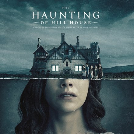 The Newton Brothers - The Haunting of Hill House: Soundtrack 180g Colored Vinyl 2LP (Out Of Stock) - direct audio