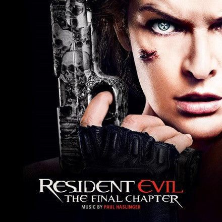 Paul Haslinger - Resident Evil: The Final Chapter: Original Motion Picture Soundtrack 180g Vinyl LP - direct audio