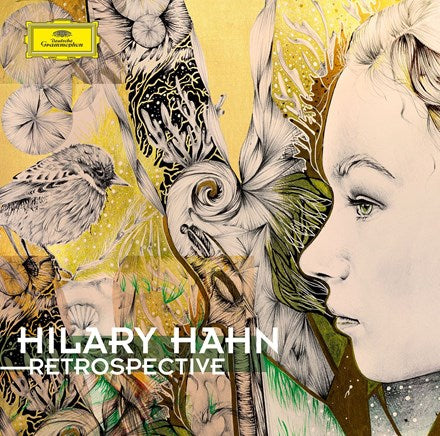 Hilary Hahn - Retrospective 180g Vinyl 2LP - direct audio