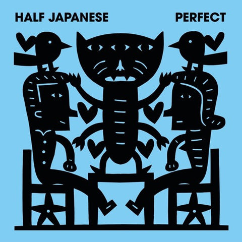 Half Japanese - Perfect on Colored LP + Download - direct audio