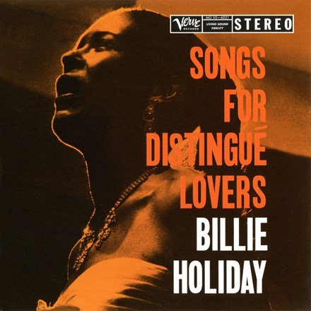 Billie Holiday - Songs For Distingue Lovers Vinyl LP