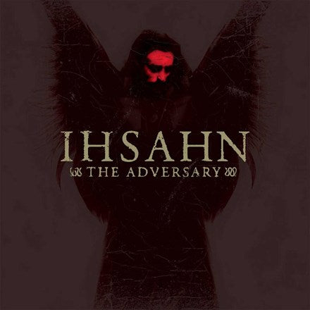 Ihsahn - The Adversary Colored Vinyl LP (Out Of Stock) - direct audio