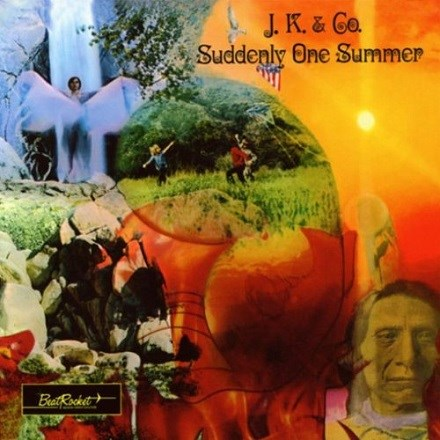 J.K. and Co. - Suddenly One Summer Colored Vinyl LP