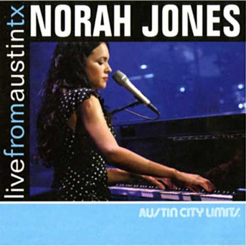 Norah Jones - Live From Austin, TX: Austin City Limits on 180g Vinyl 2LP (Awaiting Repress) - direct audio