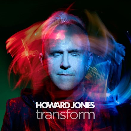 Howard Jones - Transform Vinyl LP - direct audio