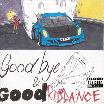 Juice WRLD - Goodbye and Good Riddance Vinyl LP (Out Of Stock) - direct audio