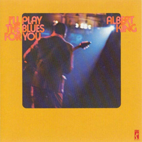 Albert King - I'll Play The Blues For You on LP - direct audio
