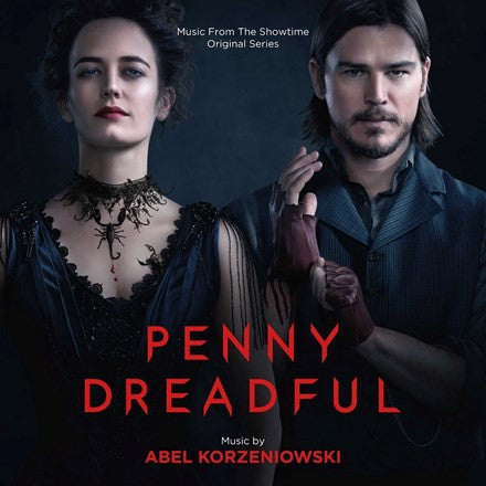 Abel - Korzeniowski Penny Dreadful: Soundtrack Vinyl LP - direct audio