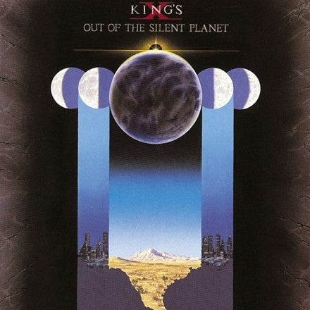 King's X - Out of the Silent Planet Limited Edition Vinyl 2LP - direct audio