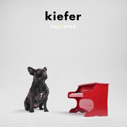 Kiefer - Happysad Vinyl LP (Out Of Stock) - direct audio