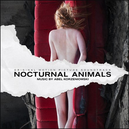 Abel Korzeniowski - Nocturnal Animals: Original Motion Picture Soundtrack Limited Edition Colored Vinyl LP - direct audio