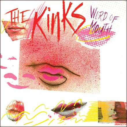 The Kinks - Word of Mouth 180g Colored Vinyl LP - direct audio