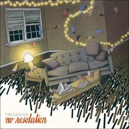 Tim Kasher (Cursive) - No Resolution Vinyl LP - direct audio