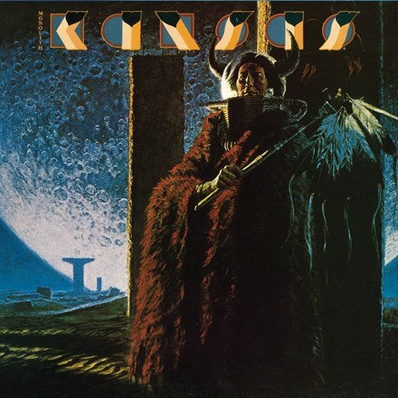Kansas -  Monolith 180g Colored Vinyl LP Red and Orange