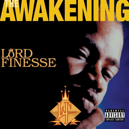 "Lord Finesse - The Awakening: 25th Anniversary Remastered Colored Vinyl 2LP + 7"" - direct audio"