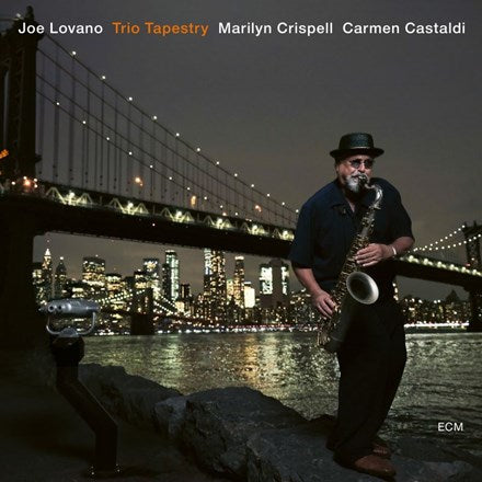 Lovano / Crispell / Castaldi - Trio Tapestry 180g Vinyl LP - direct audio