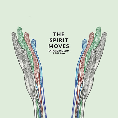 Langhorne Slim And The Law - The Spirit Moves 180g Vinyl LP + Download - direct audio