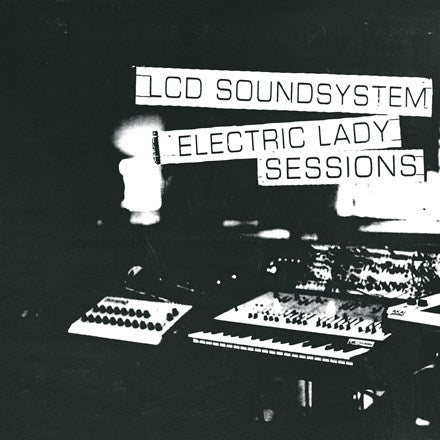LCD Soundsystem - Electric Lady Sessions 180g Vinyl 2LP - direct audio