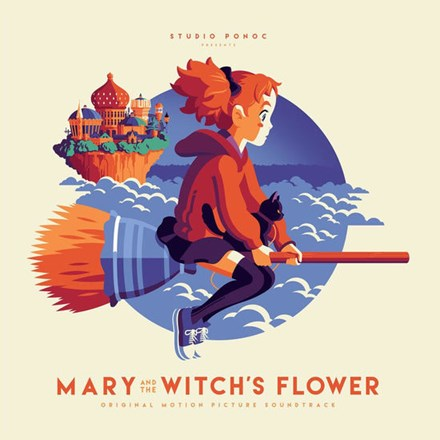 Takatsugu Muramatsu Mary and the Witch's Flower: Soundtrack Vinyl 2LP