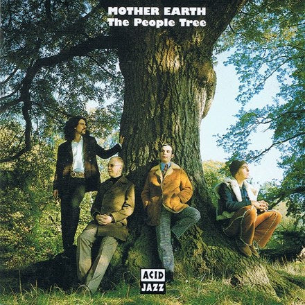 Mother Earth - The People Tree 180g Vinyl - direct audio