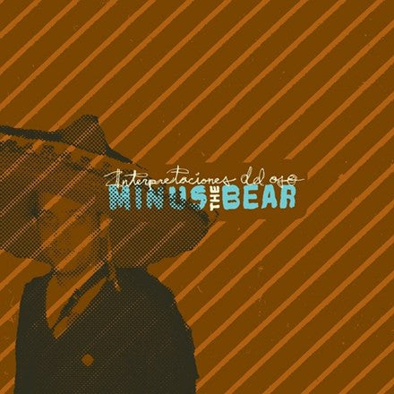 Minus The Bear - Interpretaciones Del Oso Colored Vinyl LP + Download (Backordered) - direct audio