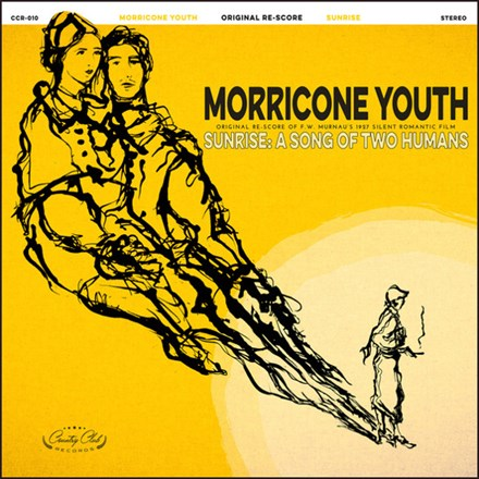 Morricone Youth - Sunrise: A Song of Two Humans Colored Vinyl LP - direct audio