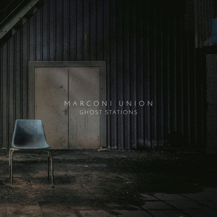 Marconi Union - Ghost Stations Vinyl LP - direct audio