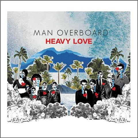 Man Overboard - Heavy Love Vinyl LP - direct audio